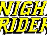 Night Rider Vol 1