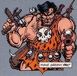 Prehistoric Punisher (Earth-27135)
