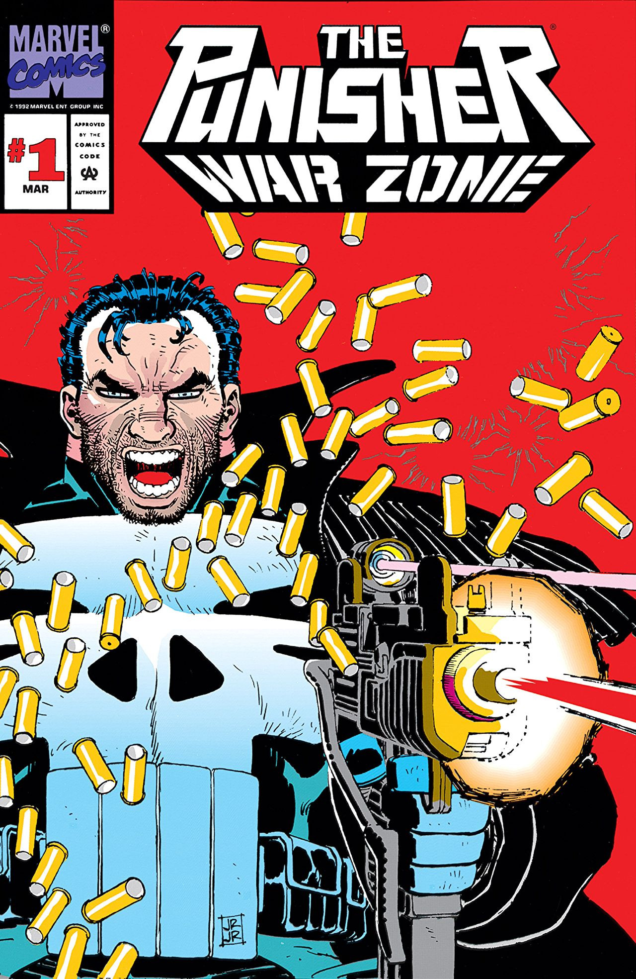 Punisher: War Zone Vol 1 1