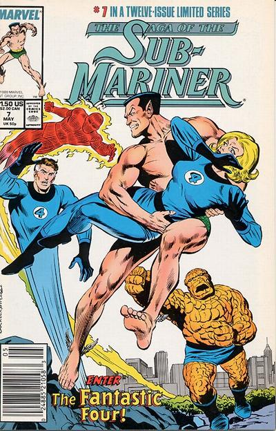 Saga of the Sub-Mariner Vol 1 7