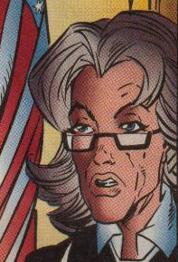 Sandra Franklin (Earth-616) from Web of Spider-Man Vol 1 126 001.png