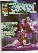 Savage Sword of Conan (UK) Vol 1 92