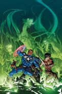Secret Avengers Vol 1 10 Textless