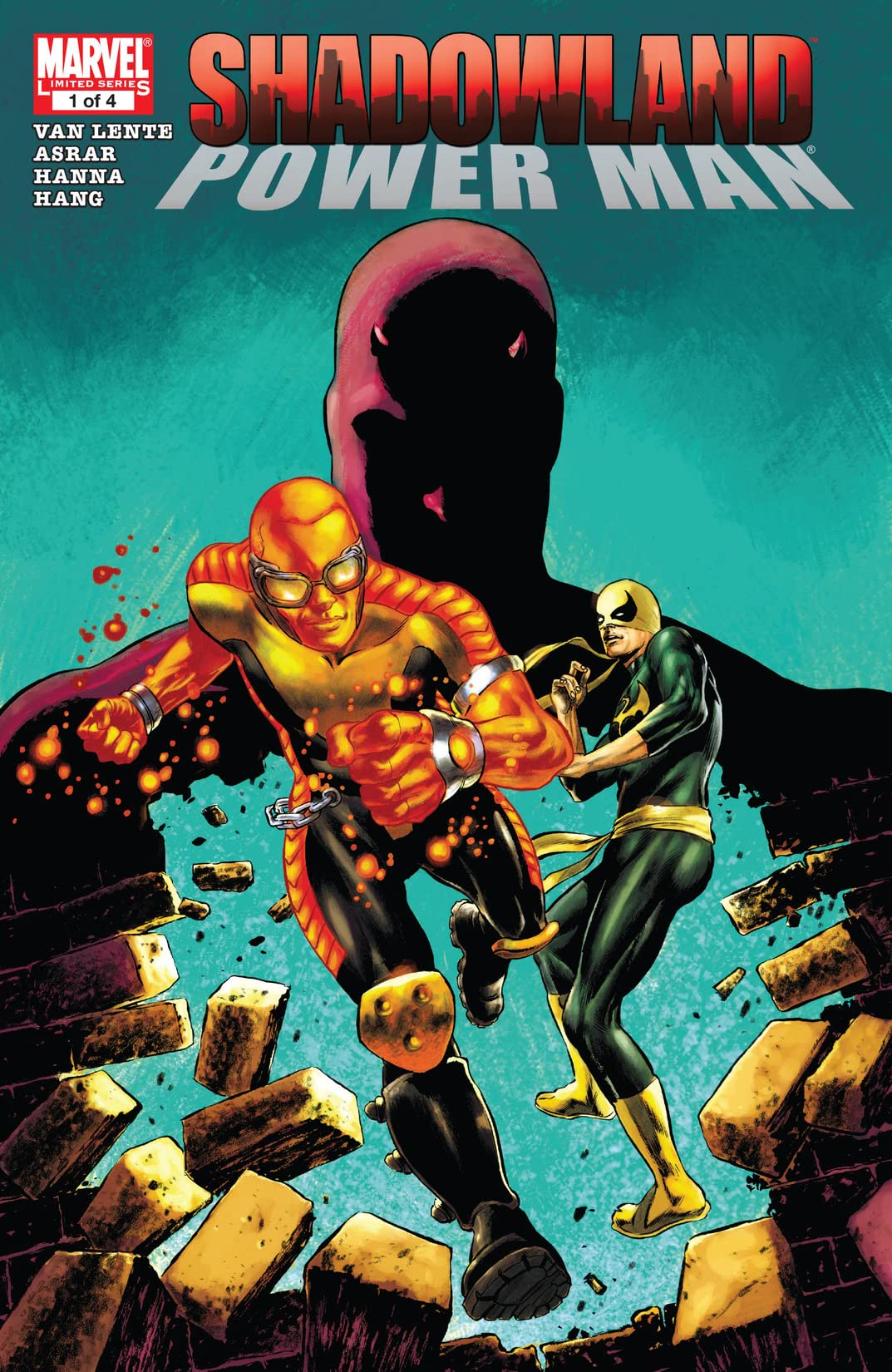 Shadowland: Power Man Vol 1 1