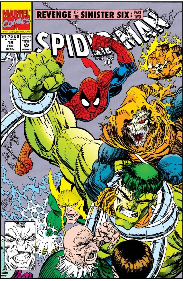 Spider-Man Vol 1 19
