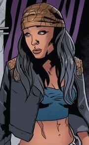 Strange (Jeannie) (Earth-928) from Spider-Man 2099 Vol 2 10 001.jpg