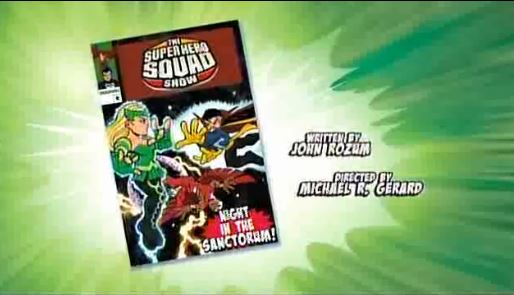 Super Hero Squad Show Season 1 8