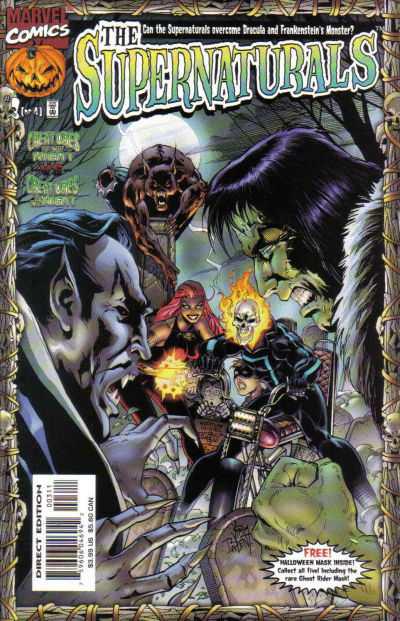 Supernaturals Vol 1 3