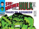 Tales to Astonish Vol 1 81