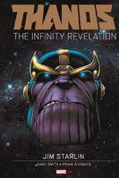 Thanos The Infinity Revelation Vol 1 1