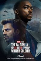 The Falcon and The Winter Soldier poster ita 001