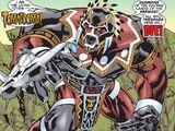 Tomazooma (Heroes Reborn) (Earth-616)