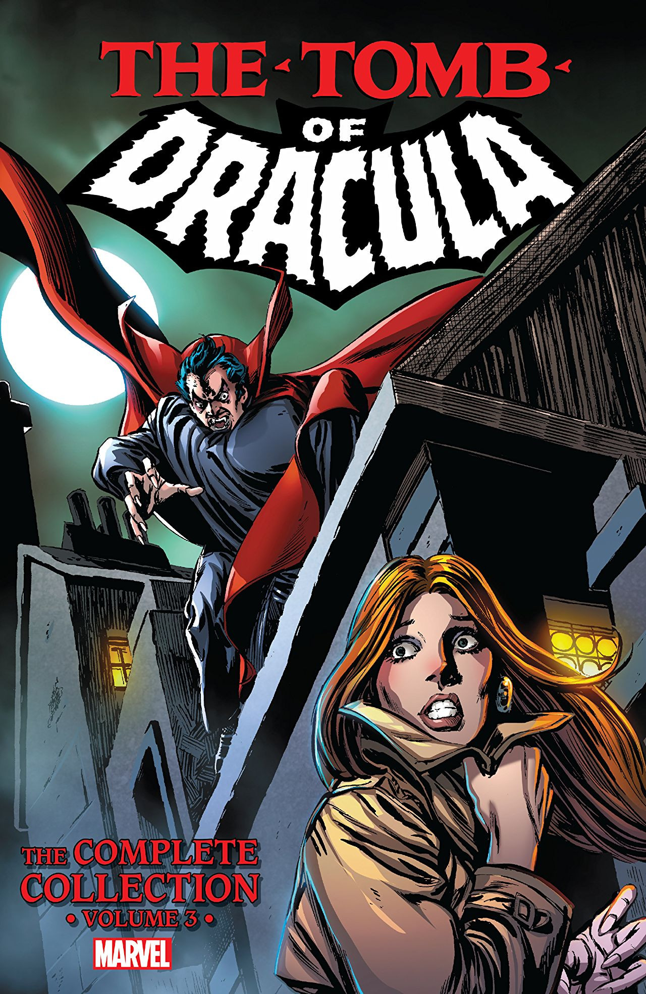 Tomb of Dracula: The Complete Collection Vol 1 3