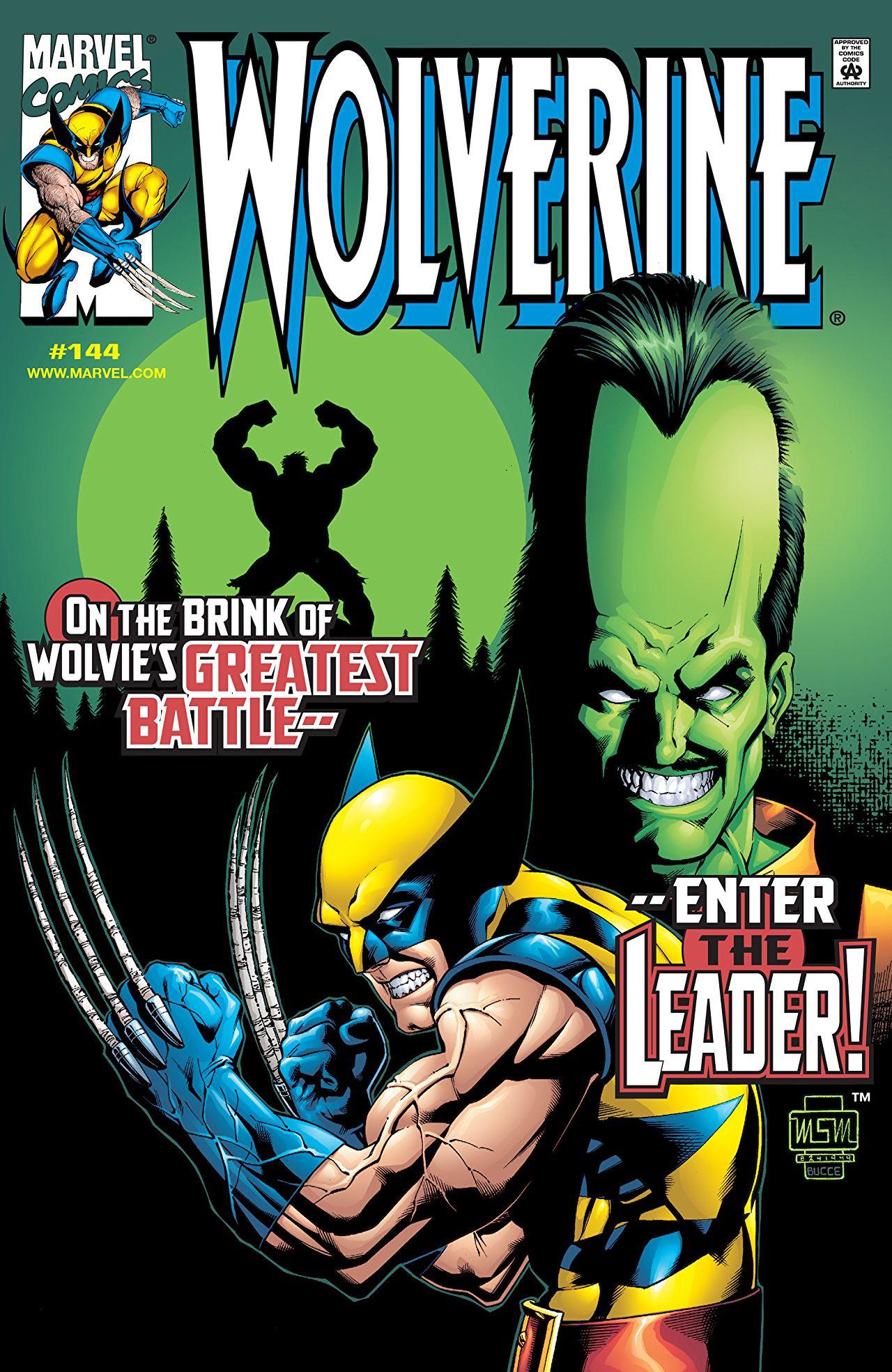 Wolverine Vol 2 144