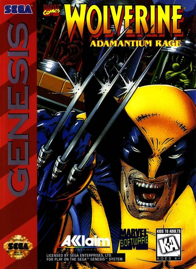 Wolverine: Adamantium Rage
