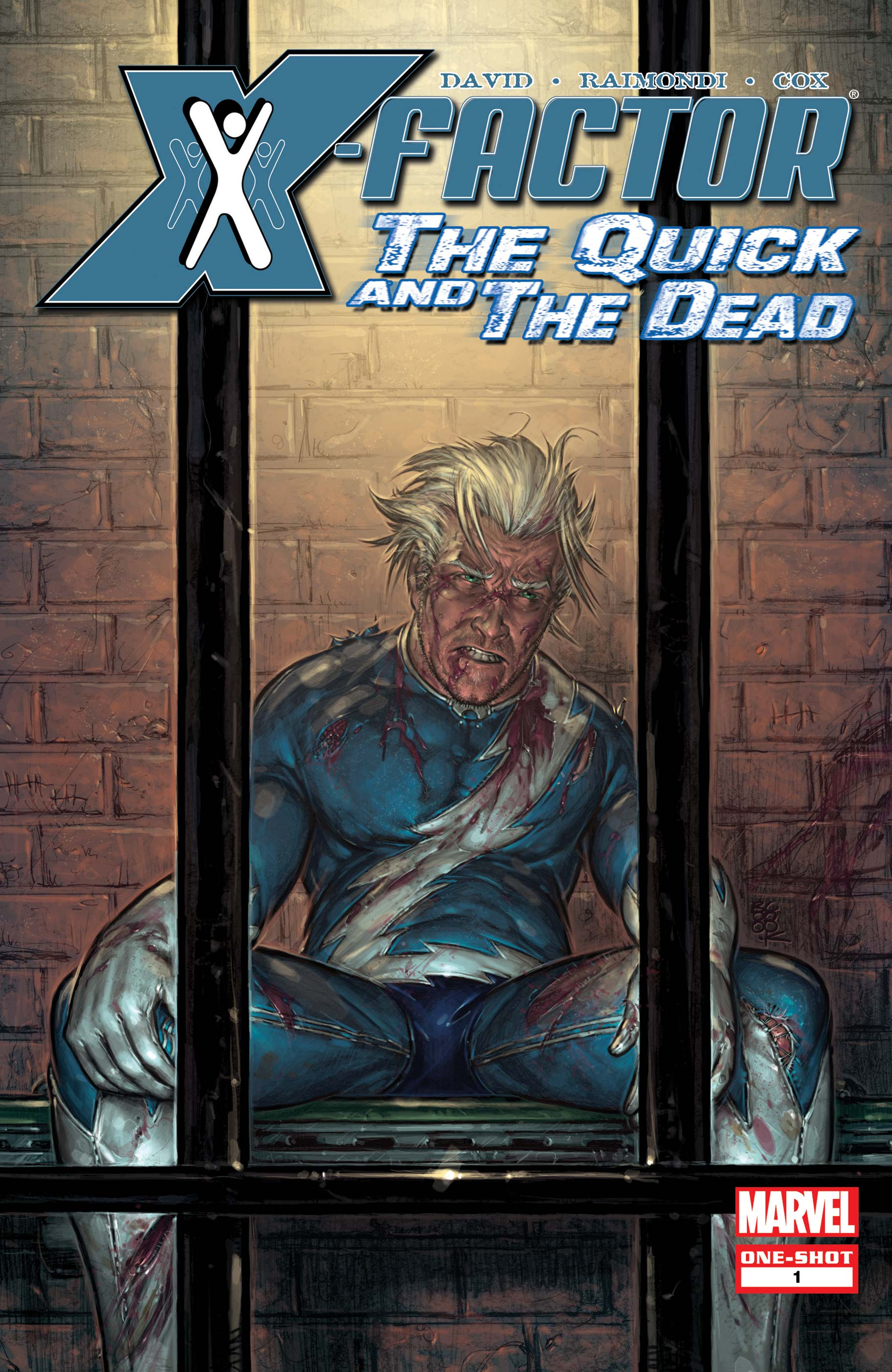 X-Factor: The Quick and the Dead Vol 1 1