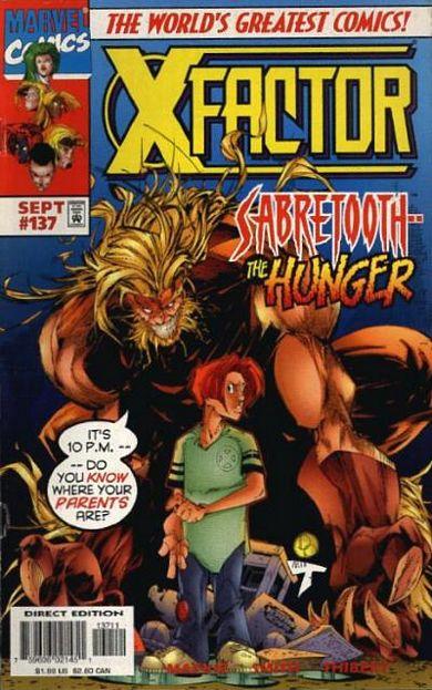 X-Factor Vol 1 137