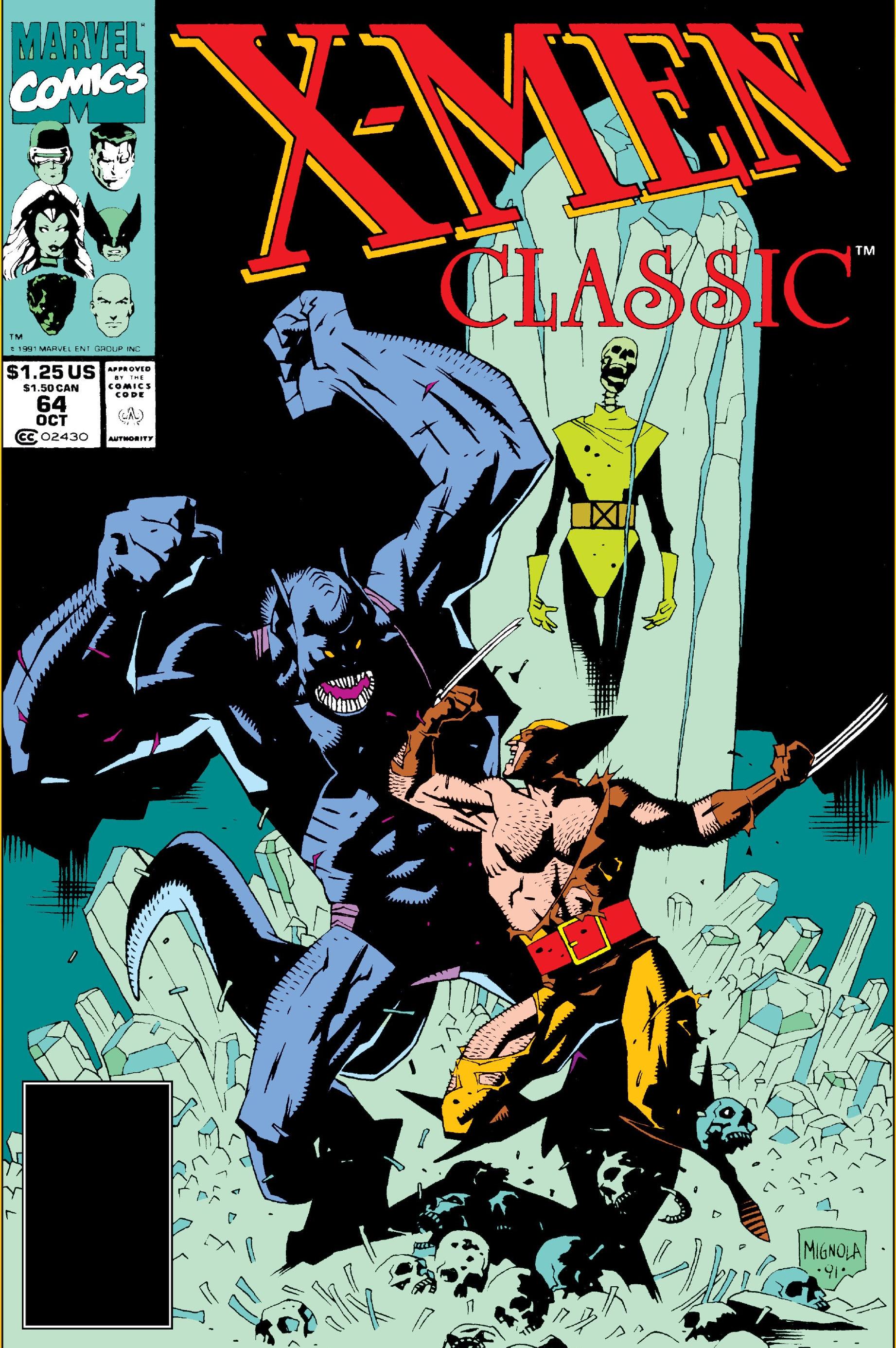 X-Men Classic Vol 1 64