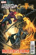 Amazing Spider-Man Ghost Rider Motorstorm Vol 1 1