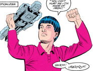 Anthony Stark (Earth-616) as a child from Iron Man Vol 1 286