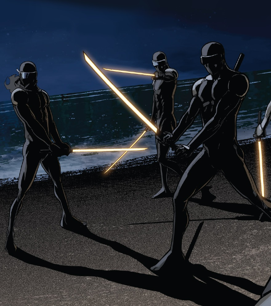 Biohack Ninja (Earth-616)