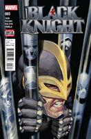 Black Knight Vol 3 3