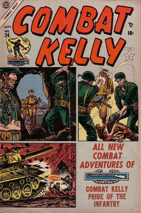 Combat Kelly Vol 1 24