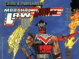Crime and Punishment: Marshal Law Takes Manhattan Vol 1 1