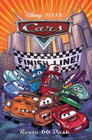 Disney-Pixar Presents Cars - Route 66 Dash Vol 1 1 Textless