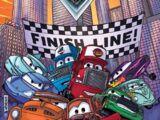 Disney-Pixar Presents Cars - Route 66 Dash Vol 1 1