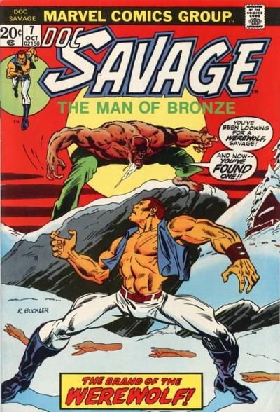 Doc Savage Vol 1 7