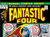 Fantastic Four Vol 1 124