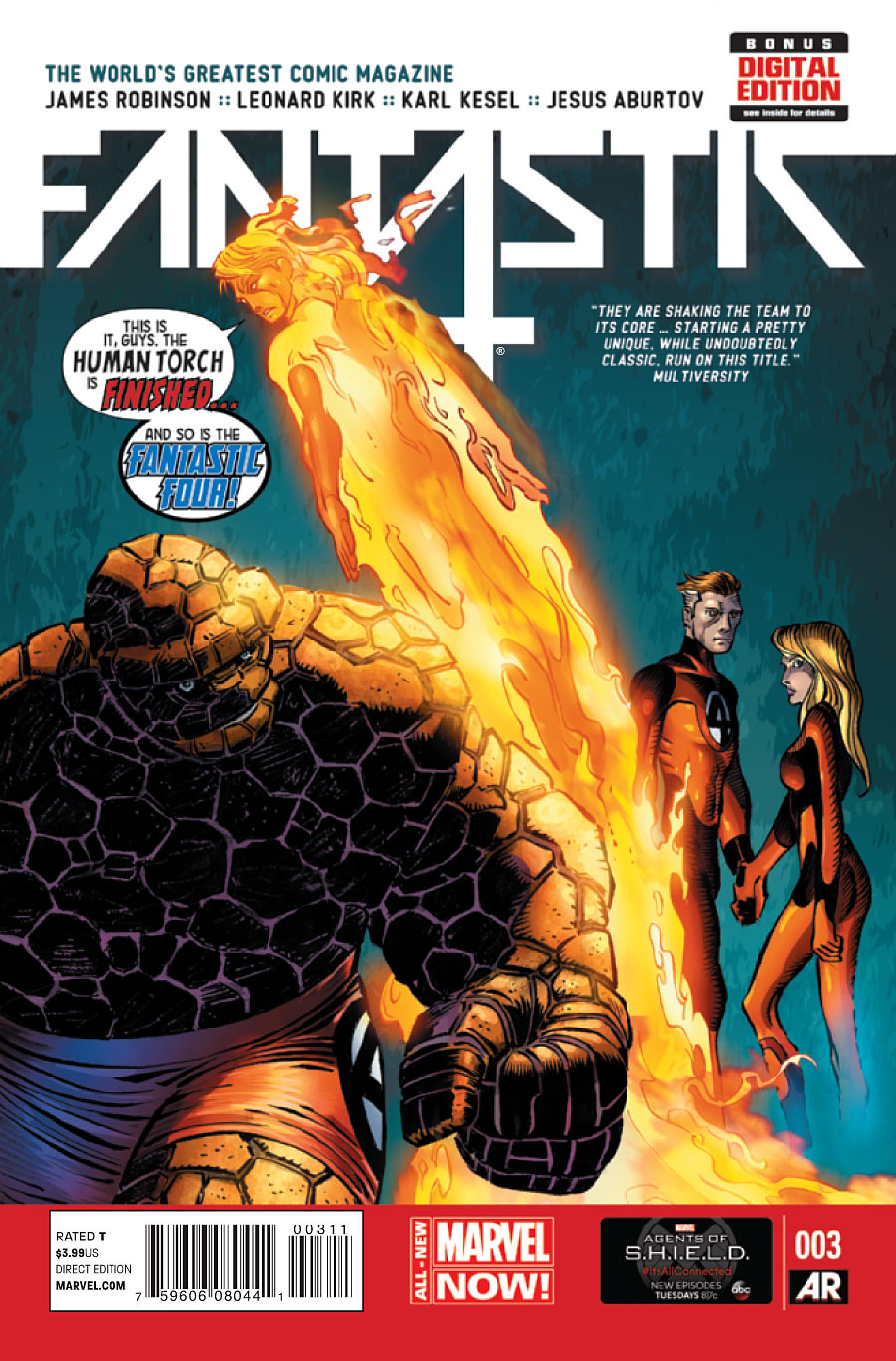 Fantastic Four Vol 5 3