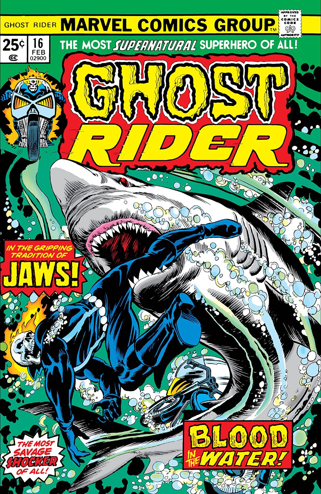 Ghost Rider Vol 2 16