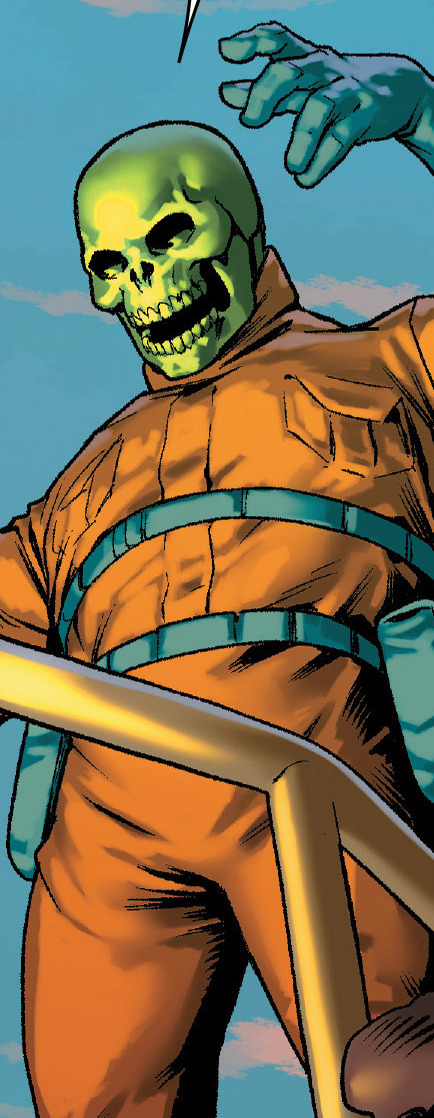Green Skull (Earth-616)