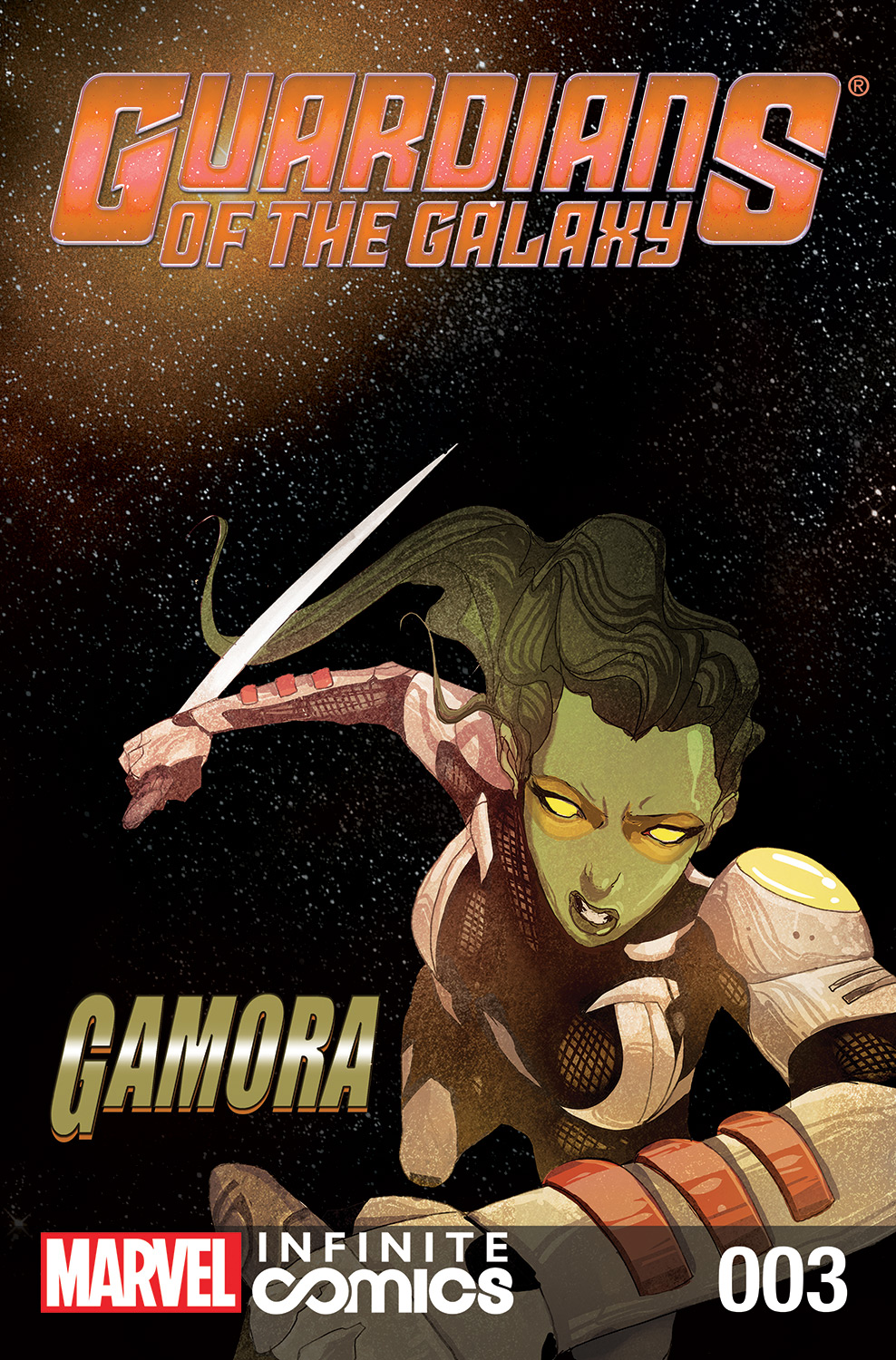 Guardians of the Galaxy: Infinite Comic Vol 1 3