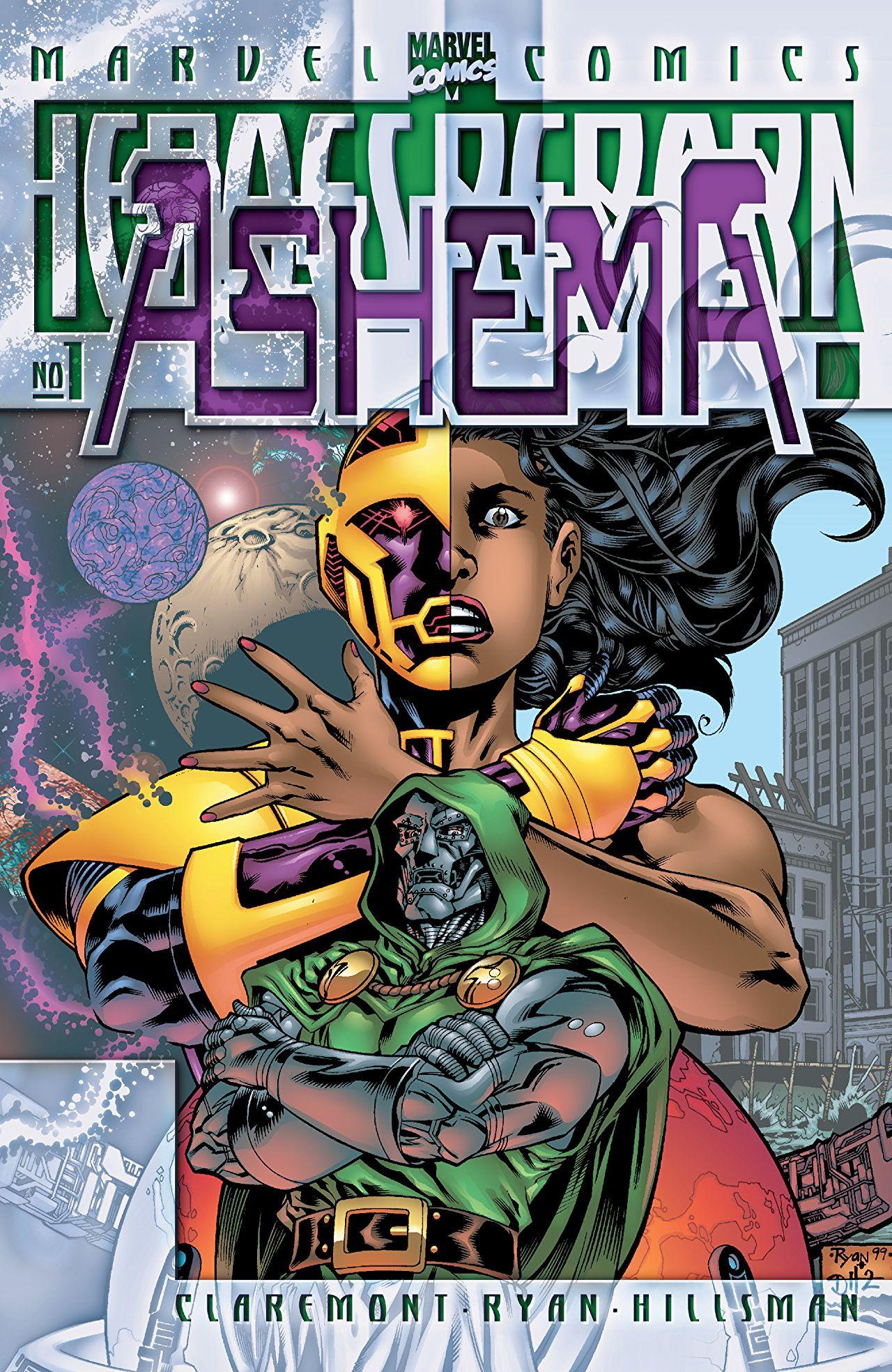 Heroes Reborn: Ashema Vol 1 1