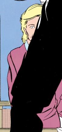 Hillary Rodham (Earth-616)