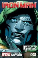 Iron Man Fatal Frontier Infinite Comic Vol 1 8