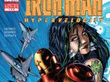 Iron Man: Hypervelocity Vol 1 1