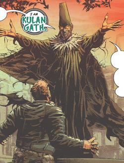 Kulan Gath (Impostor) (Earth-616) from Savage Avengers Vol 1 2 001.png