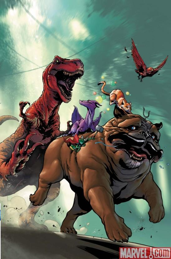 Devil Dinosaur (Earth-97161)