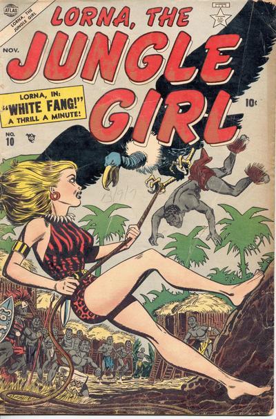 Lorna, the Jungle Girl Vol 1 10