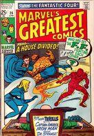 Marvel's Greatest Comics Vol 1 26