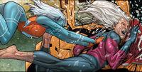 Namorita Prentiss (Earth-616) and Robert Hunter (Earth-616) from Civil War Vol 1 1 0001.jpg