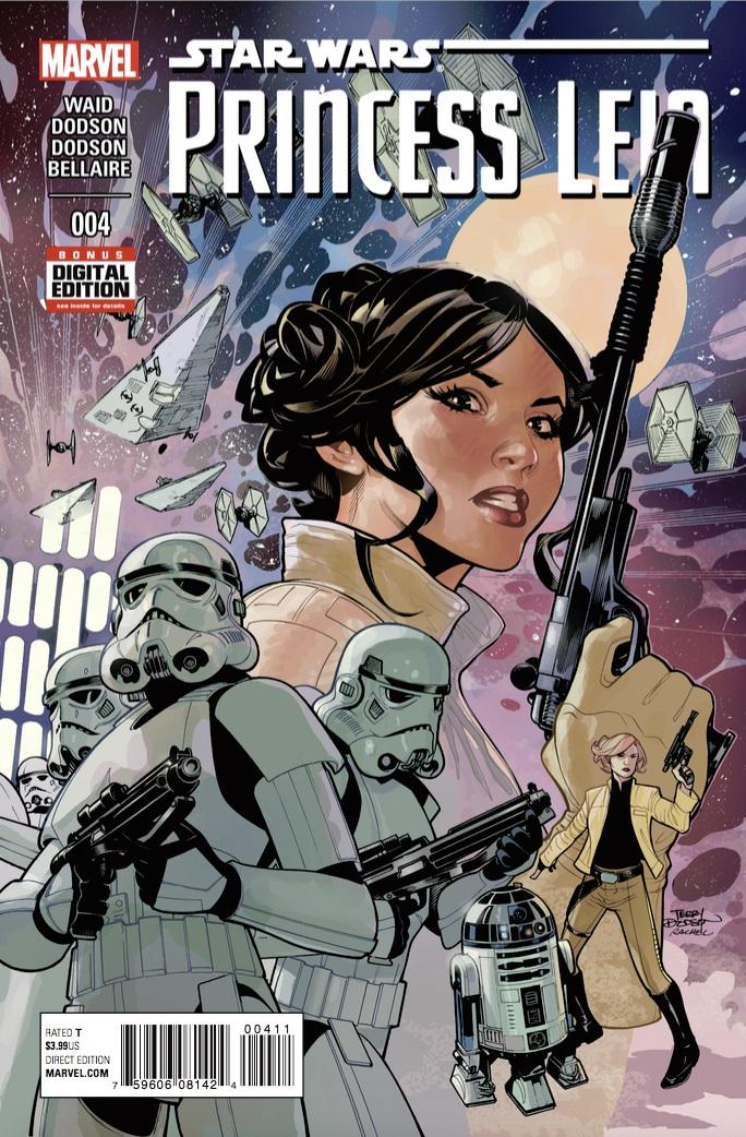 Princess Leia Vol 1 4