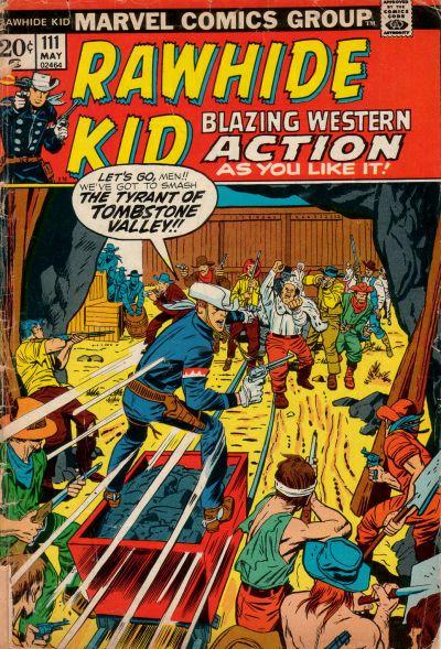 Rawhide Kid Vol 1 111