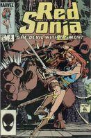 Red Sonja Vol 3 8