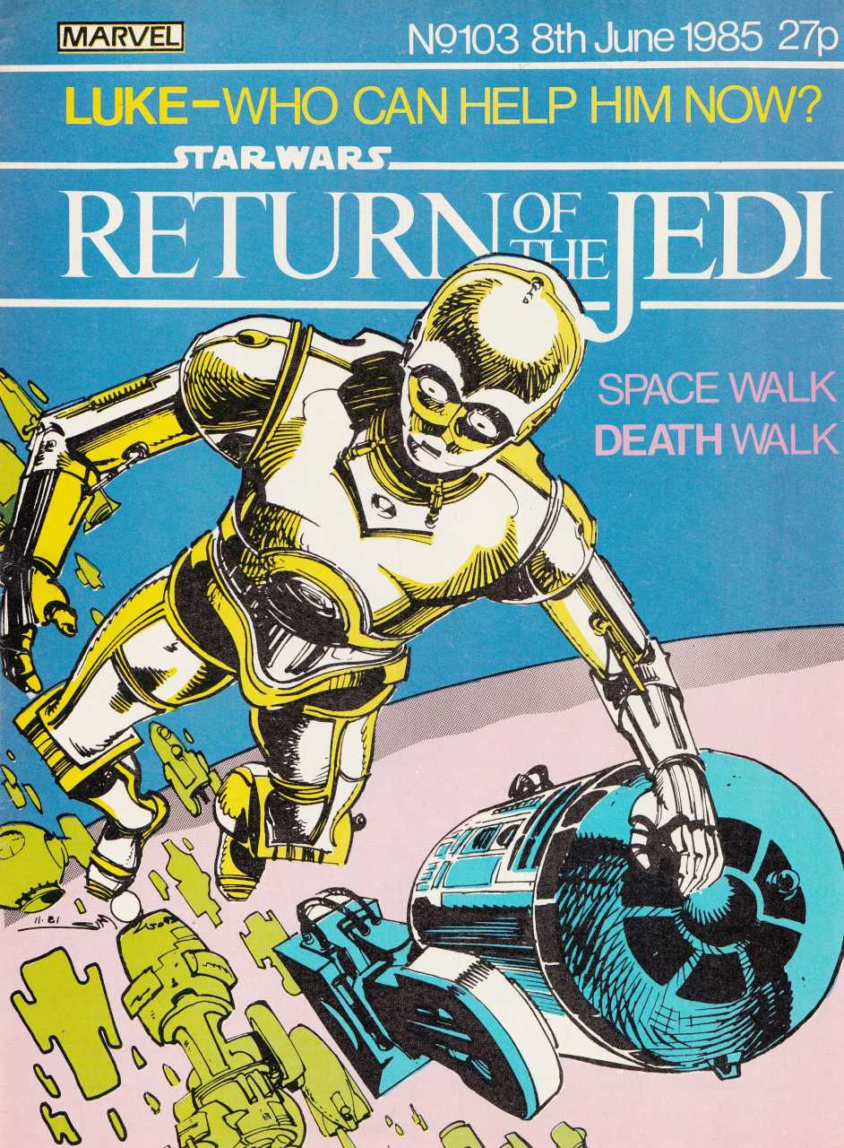 Return of the Jedi Weekly (UK) Vol 1 103
