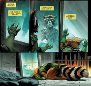Rocket Raccoon (Earth-616) from Guardians of the Galaxy Vol 5 8 002